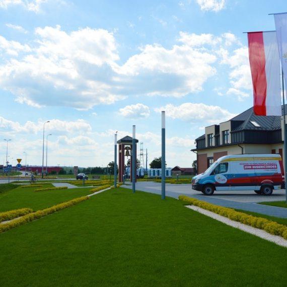 Projekt Zieleni - Brzegi ŚDM 2016